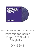 MWM Phase Ultimate Wireless DJ DVS Digital Vinyl System w 4 Remotes for Serato 4